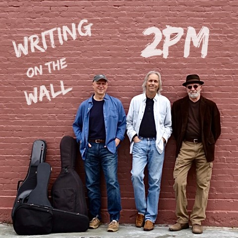 Writing on the Wall CD cover Small
